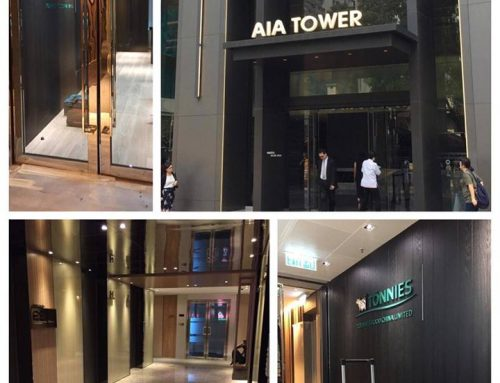 炮台山-AIA Tower