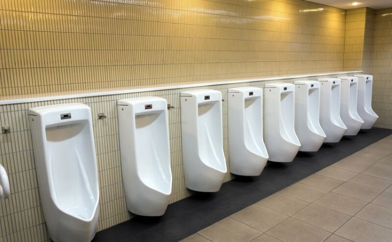 公共洗手間消毒