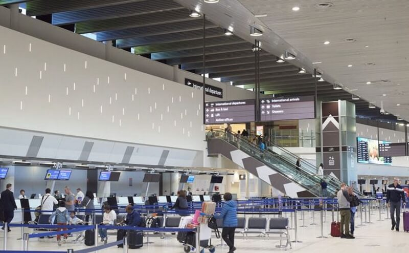 機場消毒服務